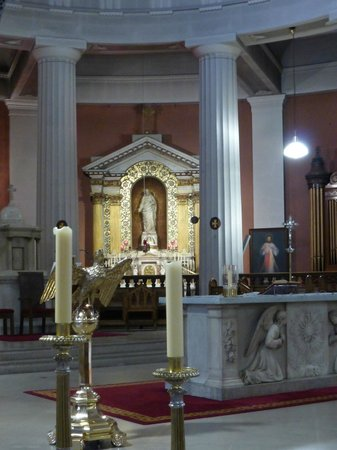 St. Mary's Pro-Cathedral: Altar