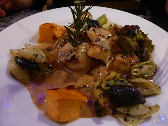 Lou Grilladou : veau aux girolles