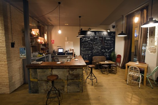 Soul Kitchen: Zona bar