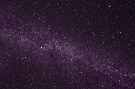 Mystic Mukteshwar Lodge: i was able to capture the edge of milky way right outside the room