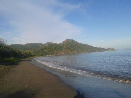 Hotel Riu Guanacaste: la plage le matin