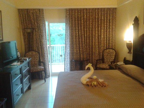 Hotel Riu Guanacaste: la chambre