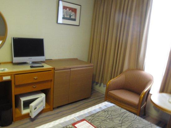 Keio Plaza Hotel Tokyo: 客室