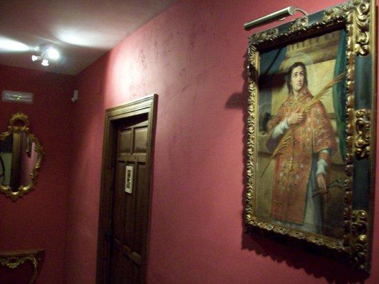 Manjabálago, España: zonas comunes