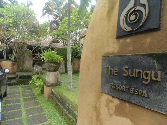The Sungu Resort & Spa: Hotel entrance