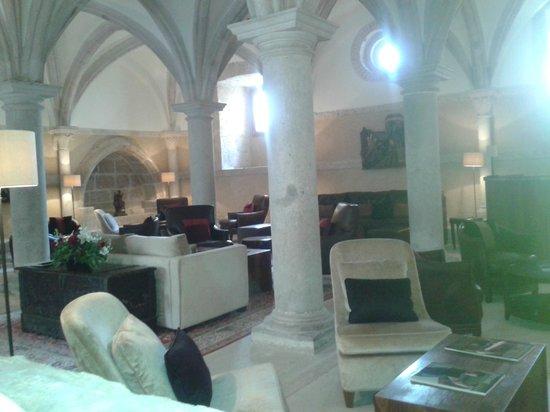 Hotel Abadia Retuerta Le Domaine: Sala capitular