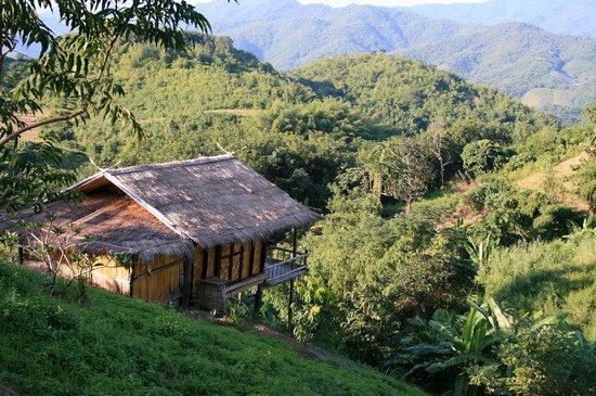 Bamboo Nest de Chiang Rai: a cottage ...