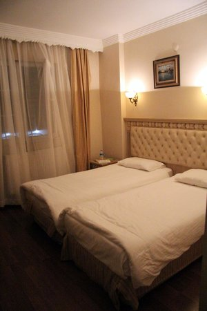 Istanbul Holiday Hotel : Double room