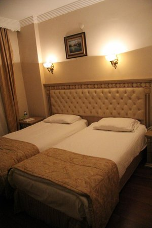 Istanbul Holiday Hotel: Double room