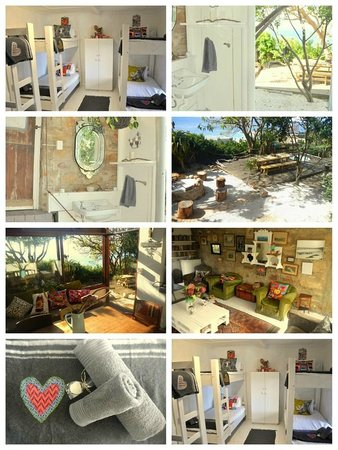 Stone Cottage: Oupa Jannie Boutique backpackers in all