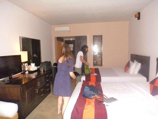 The Lokha Legian: Our room