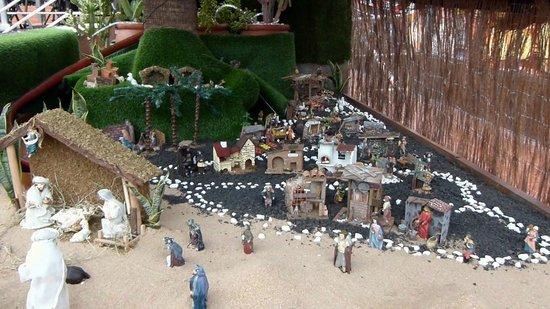 Kasbah: Nativity Scene