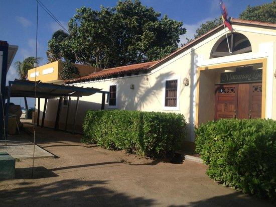 Posada Macanao Lodge: Entrada do hotel