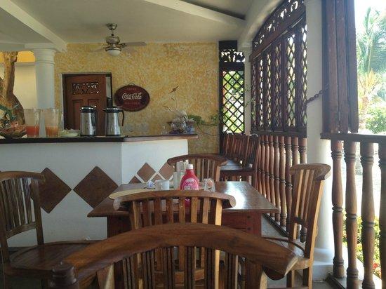 Posada Macanao Lodge : Restaurante
