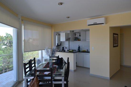 AB Alojamientos Puerto Madryn : Interior Dpto