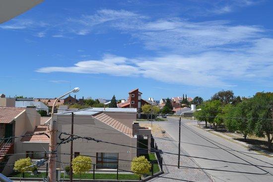 AB Alojamientos Puerto Madryn : Vista desde Balcon