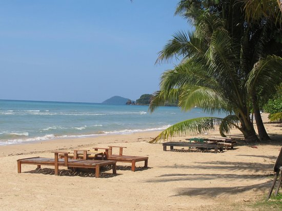 Good Morning Bild Von Holiday Beach Resort Koh Mak Tripadvisor