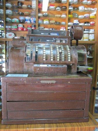 Granja Colonia: Cash register