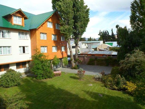 Hotel Kosten Aike: Vista desde la habitacion