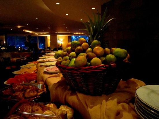 Caracas Palace Hotel: Desayuno