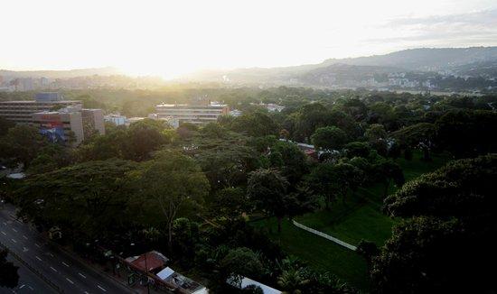 Caracas Palace Hotel: Vista desde la habitación