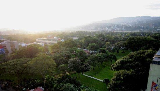 Caracas Palace Hotel : Vista desde la habitación