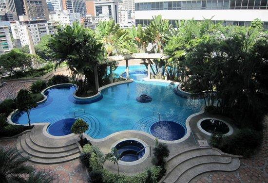 Caracas Palace Hotel: Piscina Jacussi