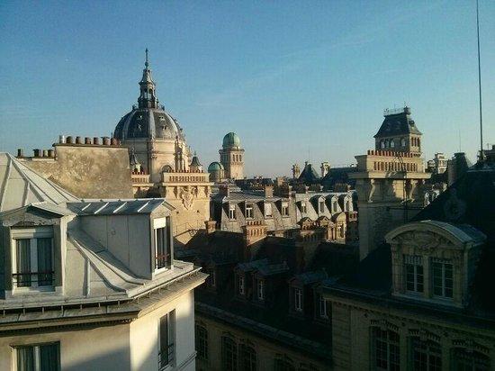 Grand Hotel Saint-Michel: What an incredible view!