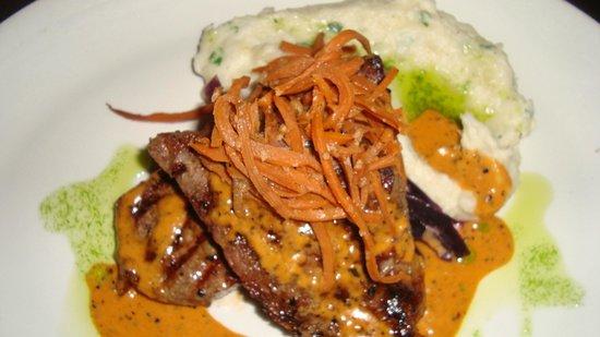 Spice Mill Restaurant: T Bone Steak