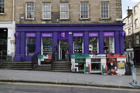 Edinburgh deals massage