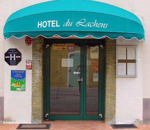 Jardin picture of hotel du lachens la bastide tripadvisor for Bastide au jardin secret