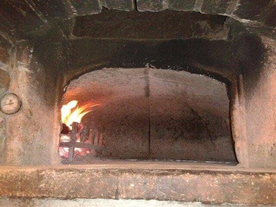 Il Castaldo : Forno a legna
