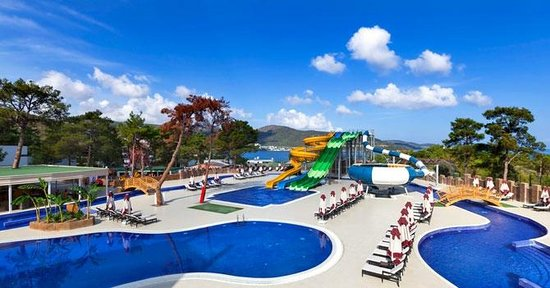 Aquapark - Picture of Vogue Bodrum, Torba - TripAdvisor