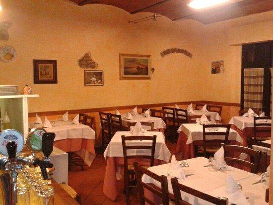 Il Castaldo : Sala interna