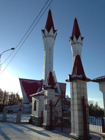 """Уфимская мечеть-медресе """"Ляля-Тюльпан"""""""