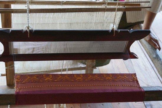 Ock Pop Tok Living Crafts Centre: A pattern in progress