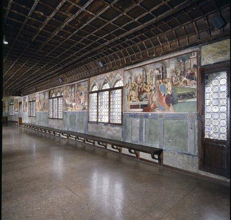 Conegliano, Italy: Interno della Sala