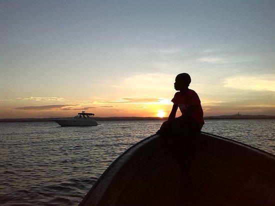 Mbudya island: friend