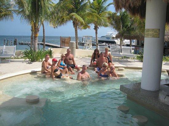 Cancun Bay Resort: Fun all day!!