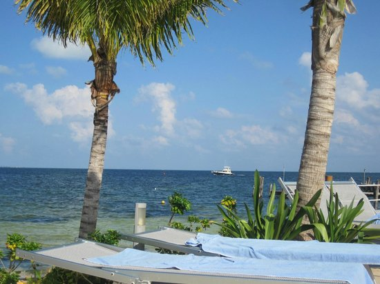 Cancun Bay Resort: Great beach access. Nice beach to walk also. Never fight for a chair.