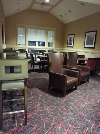 Residence Inn Poughkeepsie: coffee and tea area