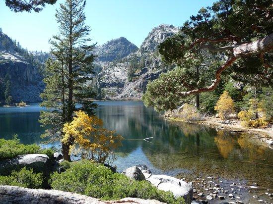 Lake Tahoe: Eagle Falls Trail, awesome