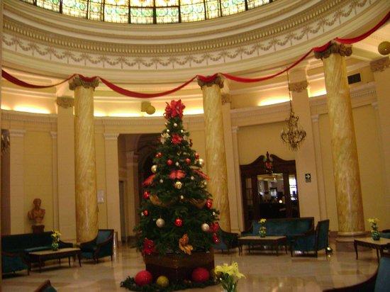 Gran Hotel Bolivar: hall do hotel
