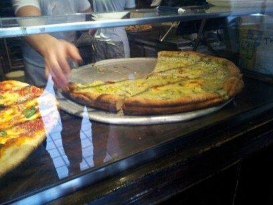 Artichoke Pizza : autre pizza