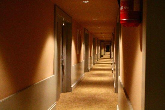 Grand Hotel Fleming : Corridoio 5° piano