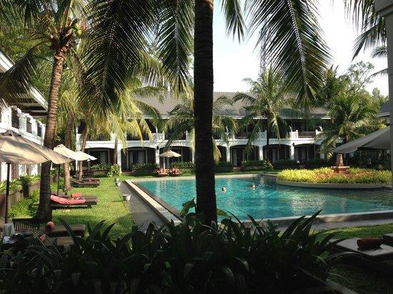 Shinta Mani Angkor: Relaxing stay