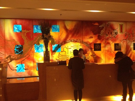 Days Hotel & Suites Xinxing Xi'an : Reception