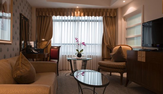 Millennium Hotel London Knightsbridge: Suite