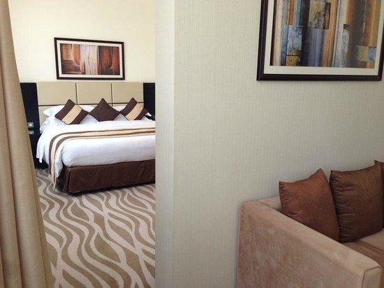 Cristal Hotel Abu Dhabi : camera