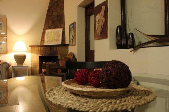 Hotel Tamariz: Ambientes comun